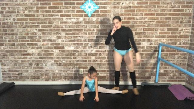 Aerobics Pre Dance - 1