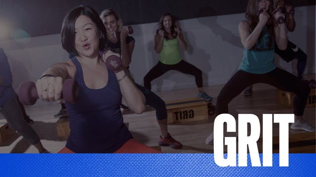 30 minutes GRIT with Casey