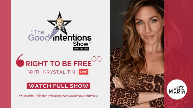 Right to be Free with Krystal Tini