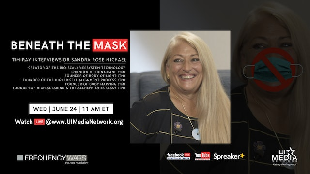 'Beneath the Mask' with Dr. Sandra Rose Michael