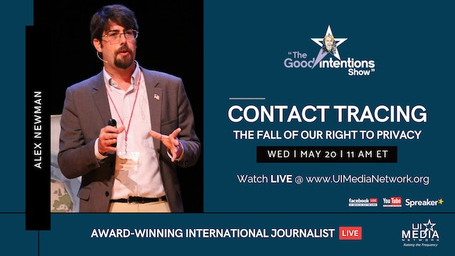 Contact Tracing - The Fall of Our Right to Privacy