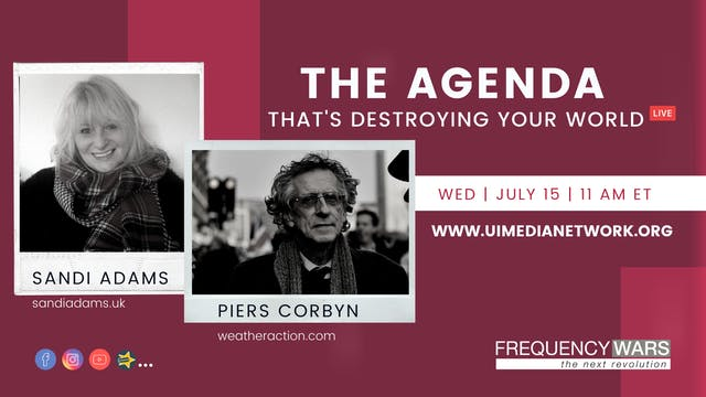 The Agenda that's Destroying Your World