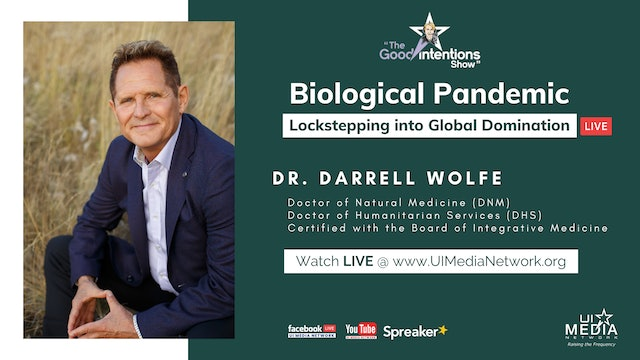 Biological Pandemic: Lockstepping into Global Domination