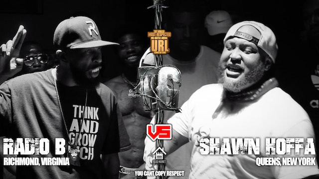 RADIO B VS SHAWN HOFFA