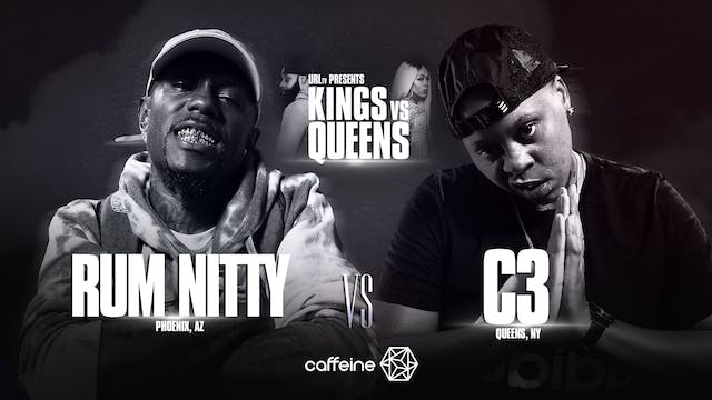 RUM NITTY VS C3