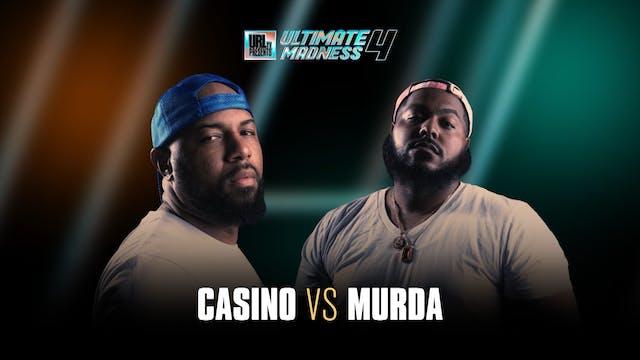 CASINO VS MURDA