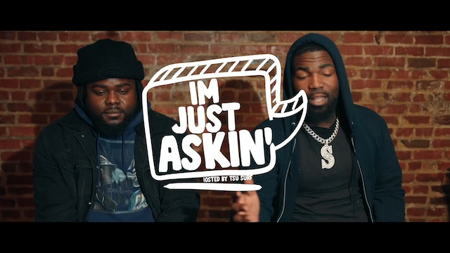 I'M JUST ASKIN': ARSONAL