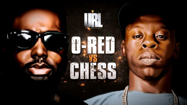 O-RED VS CHESS