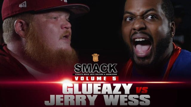 GLUEAZY VS JERRY WESS