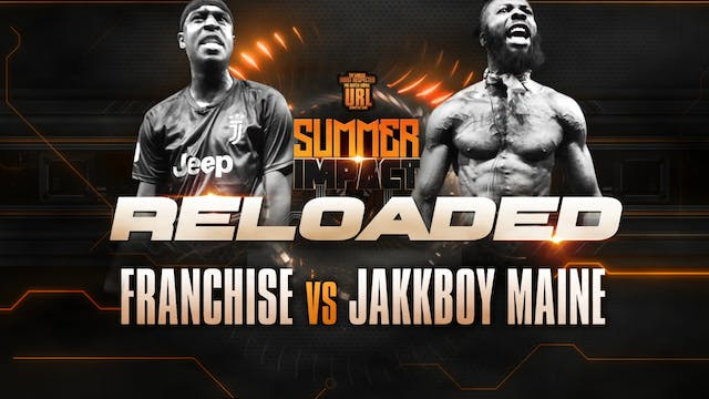 FRANCHISE VS JAKKBOY MAINE