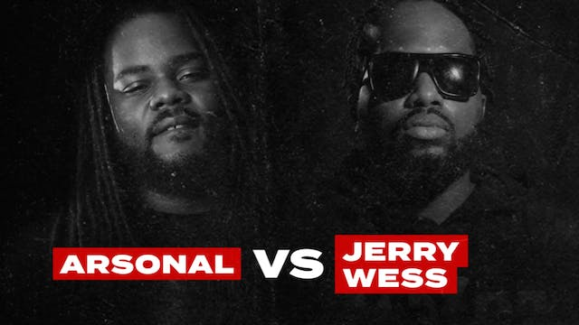 ARSONAL VS JERRY WESS