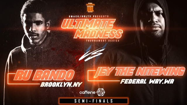RU BANDO VS JEY THE NITEWING