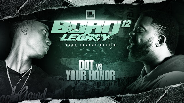 DOT VS YOUR HONOR