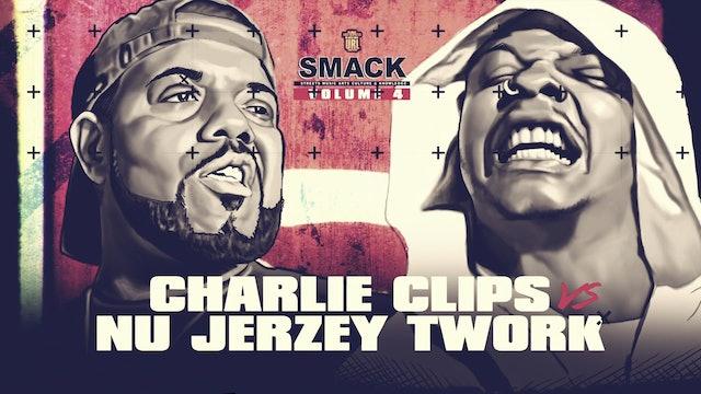 CHARLIE CLIPS VS NU JERZEY TWORK