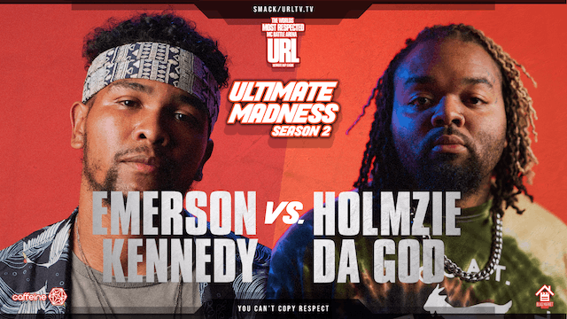EMERSON KENNEDY VS HOLMZIE DA GOD