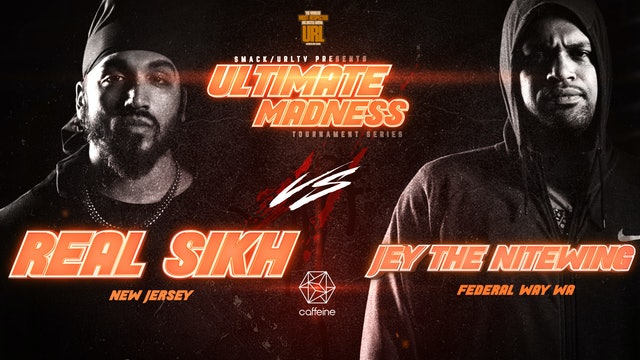 REAL SIKH VS JEY THE NITEWING