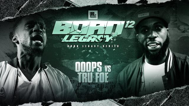 OOOPS VS TRUFOE