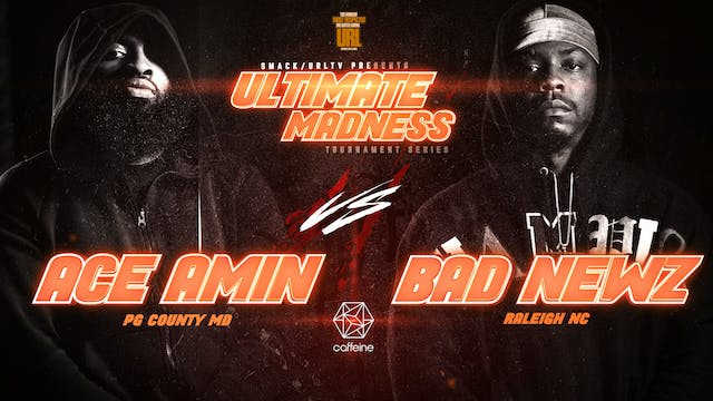 ACE AMIN VS BAD NEWZ