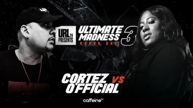 CORTEZ VS O'FFICIAL