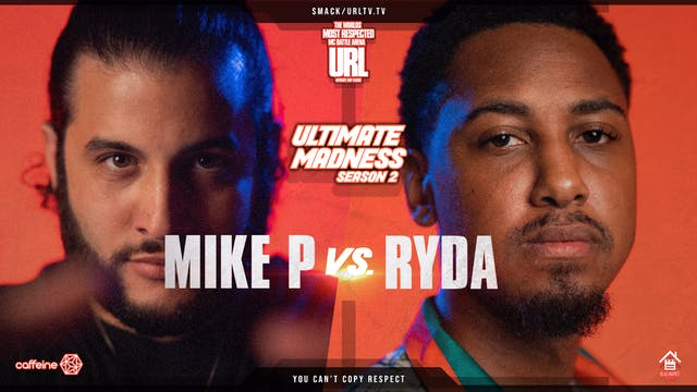 MIKE P VS RYDA