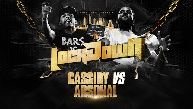 FACE/OFF: CASSIDY VS ARSONAL