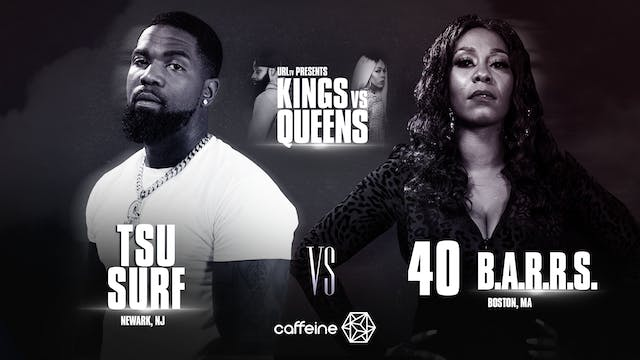 TSU SURF VS 40 B.A.R.R.S.