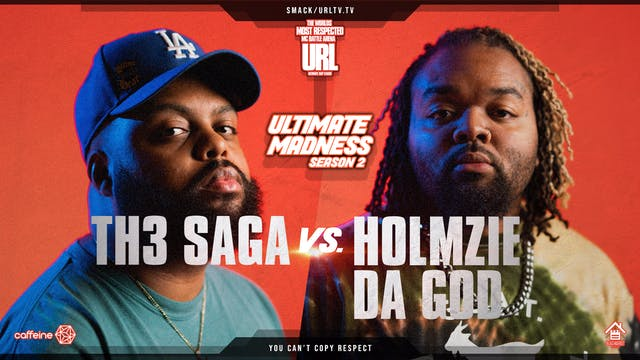 TH3 SAGA VS HOLMZIE DA GOD