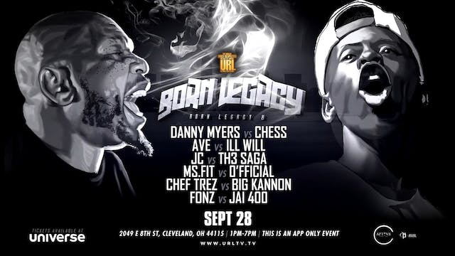 SUPER TRAILER: DANNY MYERS VS CHESS