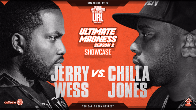 JERRY WESS VS CHILLA JONES