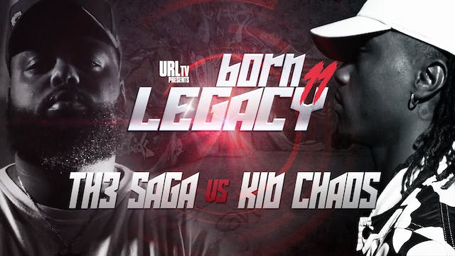 TH3 SAGA VS KID CHAOS