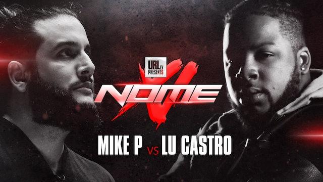 MIKE P VS LU CASTRO