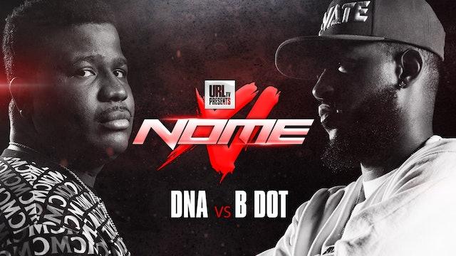 DNA VS B DOT