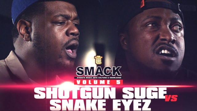 SHOTGUN SUGE VS SNAKE EYEZ