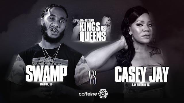 SWAMP VS CASEY JAY