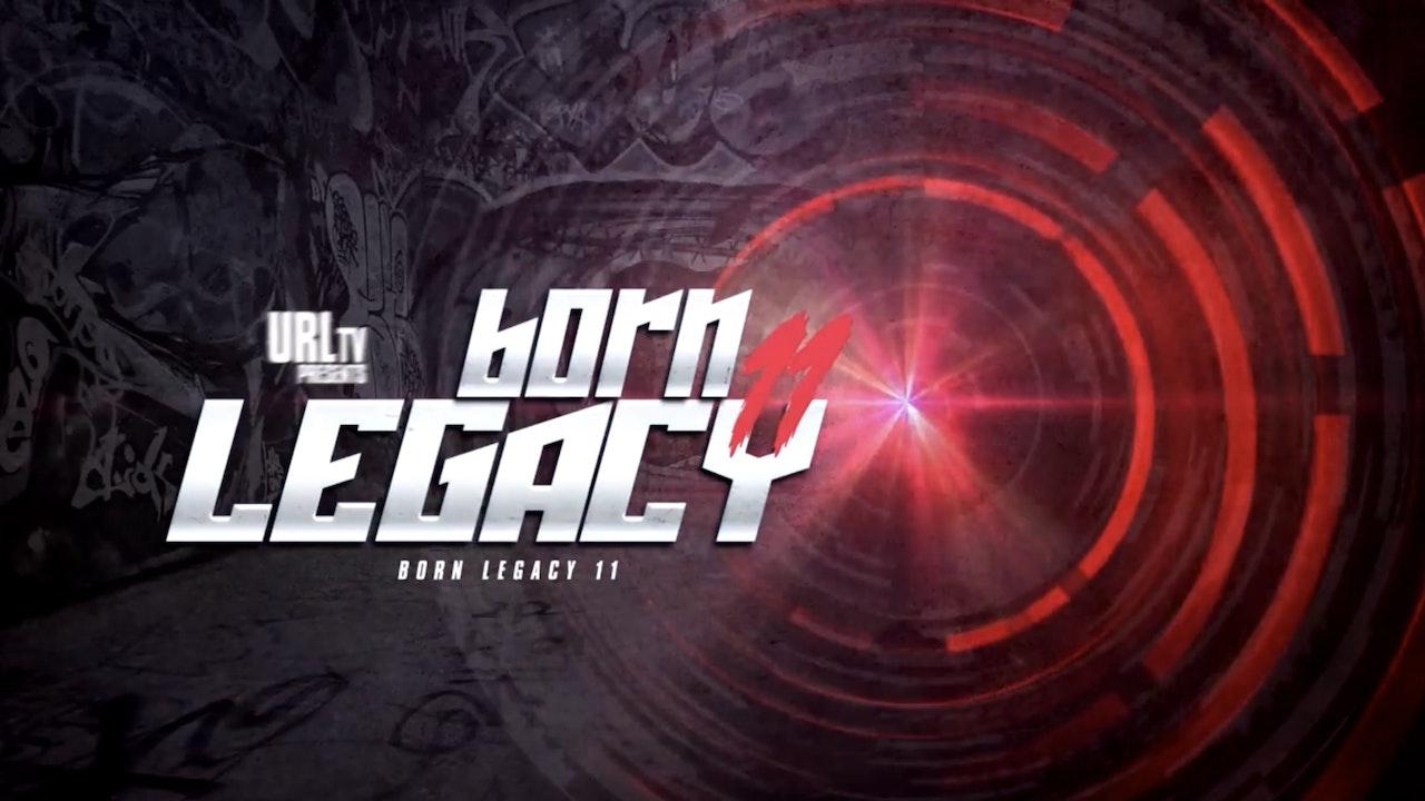BORN LEGACY 11