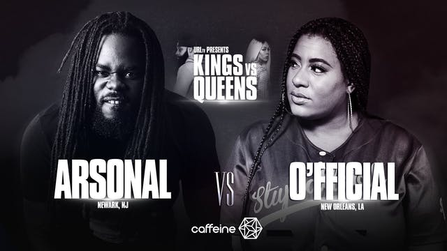 ARSONAL VS O'FFICIAL