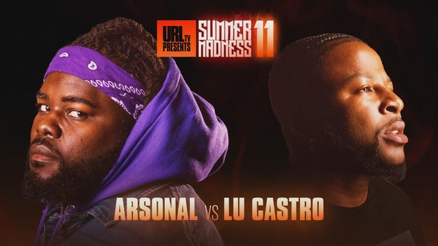 ARSONAL VS LU CASTRO
