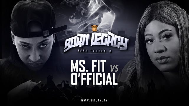 MS. FIT VS O'FFICIAL