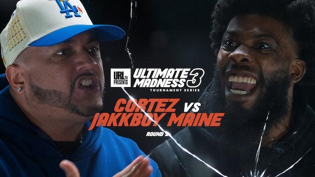 CORTEZ VS JAKKBOY MAINE