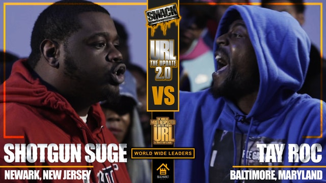 SHOTGUN SUGE VS TAY ROC (THE REMATCH)