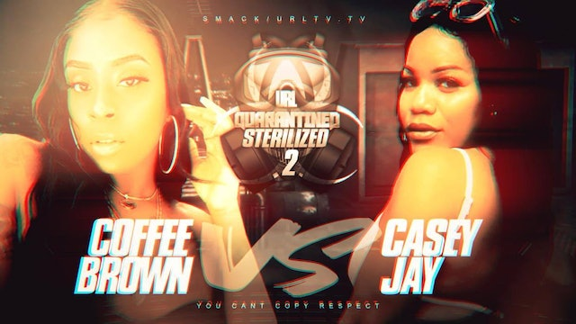 COFFEE BROWN VS CASEY JAY