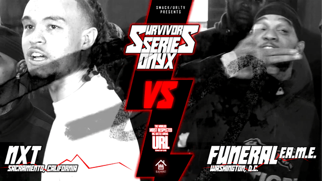 NXT VS FUNERAL F.A.M.E.