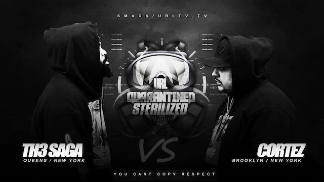 TH3 SAGA VS CORTEZ