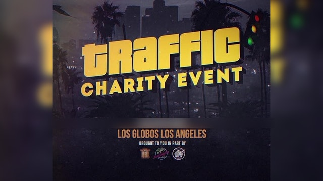 TRAFFIC CHARITY EVENT