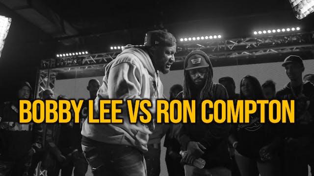 BOBBY LEE VS RON COMPTON