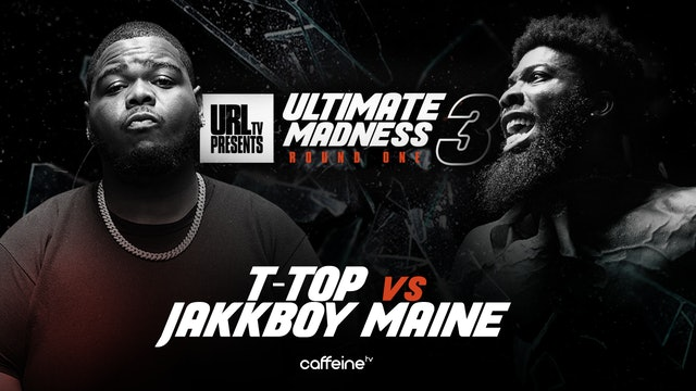 T-TOP VS JAKKBOY MAINE