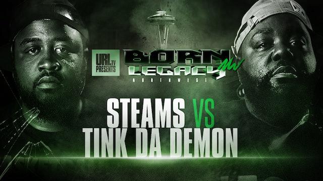 STEAMS VS TINK DA DEMON