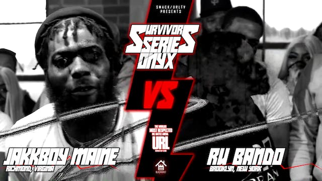 JAKKBOY MAINE VS RU BANDO