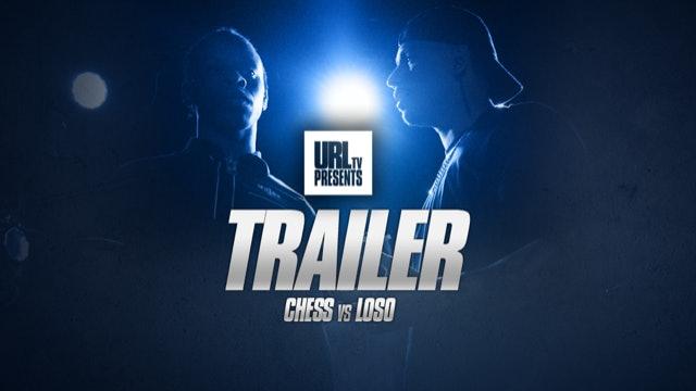 CHESS VS LOSO RELEASE TRAILER
