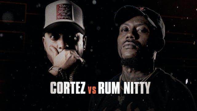 CORTEZ VS RUM NITTY